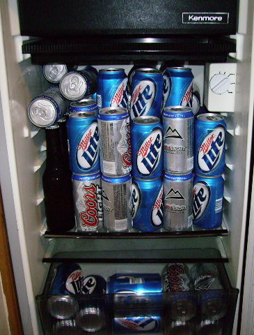 Fridge full of beer.JPG